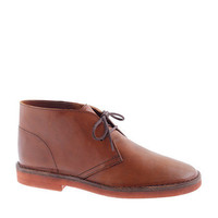 MacAlister Brickman boots in leather