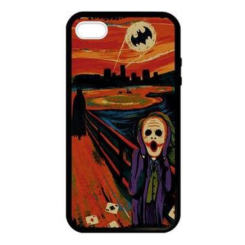 Top Design Custom Batman The Joker Case Plastic case cover for iphone4 4s, iphone5 5s, iphone5c,iphone 6 = 1927953668