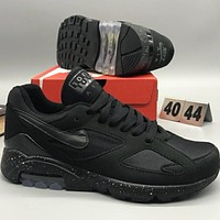 NIKE AIR MAX 180 QS Retro personality cushion comfortable shock absorber sports shoes L-CSXY