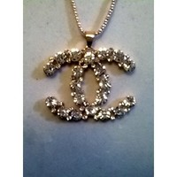 fabulous, Classy Designer Inspired Runway Statement Chain Necklace