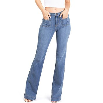 Reflect Bell Bottom Jeans