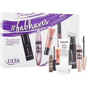 ULTA #FabHaves Sample Kit | Ulta Beauty