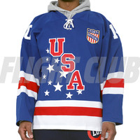 "usa hockey jersey ""usa"" - Apparel 