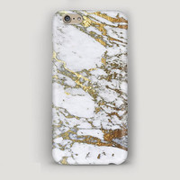 White Marble iPhone 6 Plus Case, iPhone 6 Case, Stone Texture Phone Case, iPhone 5s Case, iPhone 5c Case, iPhone 4 Case