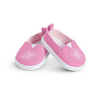 American Girl® Accessories: Canvas Shoes