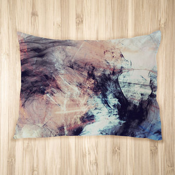 Marbled Glow Pet Bed