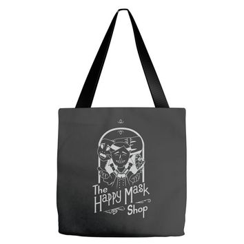 happy mask store Tote Bags