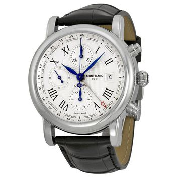Montblanc Star Chronograph UTC Automatic Mens Watch 107113