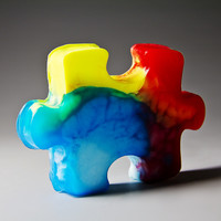 Autism Awareness Bar Soap (2 oz)