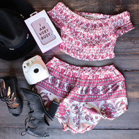 boho ellie set by reverse (more colors/styles)