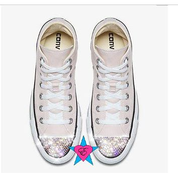 949cd1f6a7032 Best Rhinestone Converse Products on Wanelo