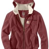 Carhartt Women's Weathered Duck Wildwood Jacket-Irregular
