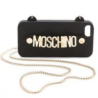 Moschino Purse iPhone 5 Cover | SHOPBOP