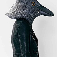 Crow Mask - Black One