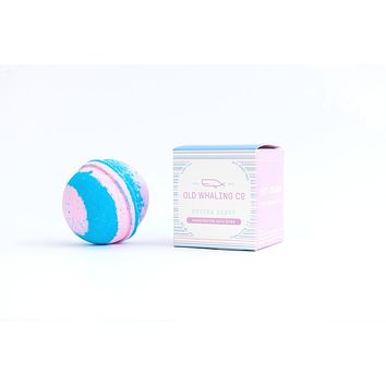 Old Whaling Co. - Cotton Candy Bath Bomb