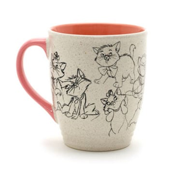 The Aristocats Animated Mug