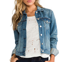 rag & bone/JEAN The Jean Jacket in Blue