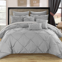 Chic Home Hannah 10 Piece Comforter Set & Reviews | Wayfair