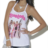 Clueless Tank  | Shop Tops at Wet Seal