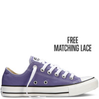 Converse - Chuck Taylor Fresh Colors - Low - Beach Glass