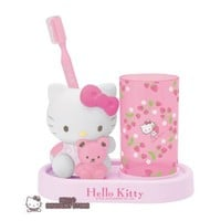 Sanrio Hello Kitty Toothbrush Center : Strawberry $22.99