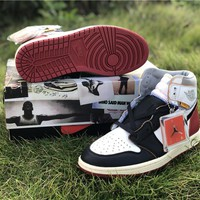 Union x Air Jordan 1 Retro High OG NRG BV1300-106