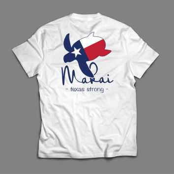 Limited Edition Texas Strong Short Sleeve Tee