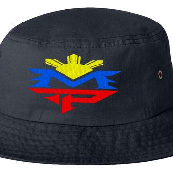 Manny Pacquiao Bucket Hat