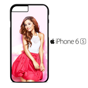 Ariana Grande Pink iPhone 6S Case