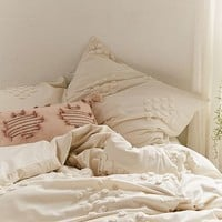 Tufted Geo Duvet Cover | Urban Outfitters