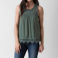 coco & jameson Crochet Tank Top