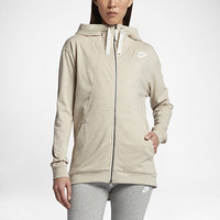 The Nike Sportswear Gym Women's Hoodie.