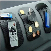 Anti Slip Car Clear Interior Car Mat For Cell Phone And Accessories