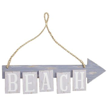 Beach Arrrow Wall Decor