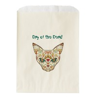 Day of the Dead, Sugar Skull Cat Goodie Bag