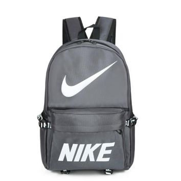 DCCKUNT High Quality Nike Print Unisex School Bag Travel Bag Laptop Backpack