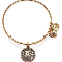 Alex and Ani Eye of Horus II Expandable Wire Bangle