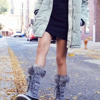 Free People Joan Of Arctic Weather Boot