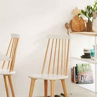Lila Spindle Dining Chair Set