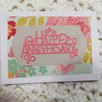 Happy Anniversary Greeting  Card ,4