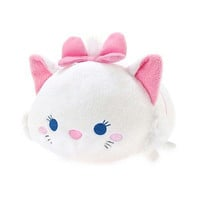 The Aristocats Disney Marie Tsum Tsum Plush, 11-Inch