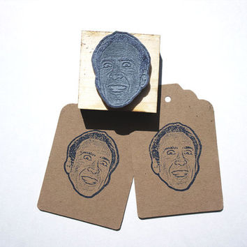 Nicolas Cage Face Stamp -Free Shipping in Canada!