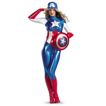 American Dream Bodysuit Adult Costume