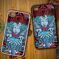 Bassnectar Tour Z0317 LG G2 G3, Nexus 4 5, Xperia Z2, iPhone 4S 5S 5C 6 6 Plus, iPod 4 5 Case
