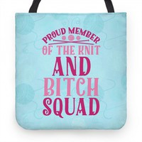 Knit and Bitch Squad