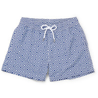 Frescobol Carioca - Angra Short-Length Printed Swim Shorts | MR PORTER