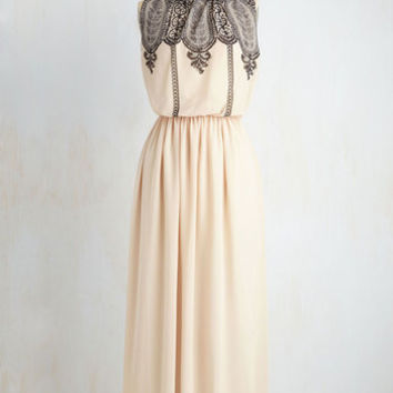 Definitively Decadent Dress