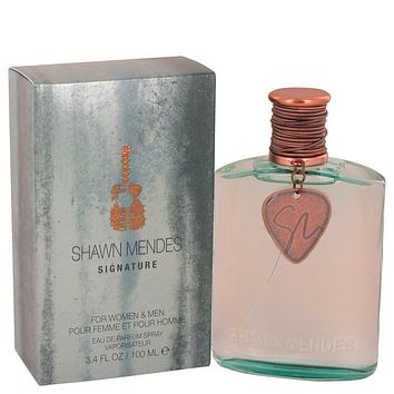 Shawn Mendes Eau De Parfum Spray (Unisex) By Shawn Mendes