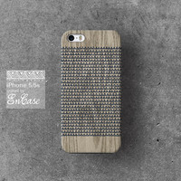 GRAY triangle Geometric light wood, Samsung Galaxy S4 3D-sublimated Unique design iPhone 4/4S case iPhone 5/5S case.