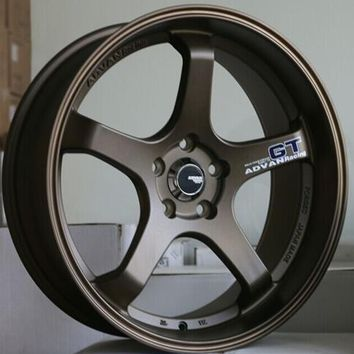 Advan-GT 19x8.5 19x9.5 5x112 5x114.3 5x120 Car Alloy Wheel Rims